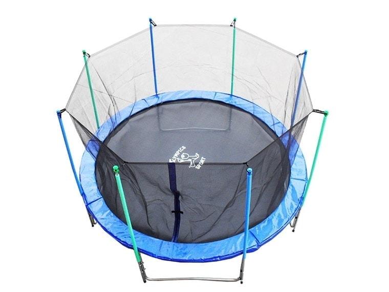 jaką wybrać trampolinę ogrodową ?