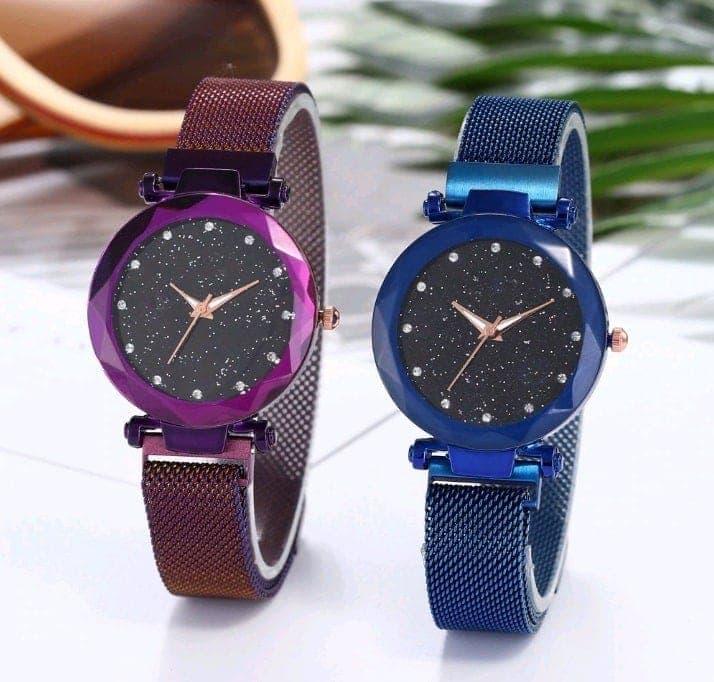 zegarki damskie glitter