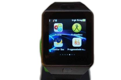 Zegarek Smartwatch DZ-09 ME TEC2 Kamera SIM SD