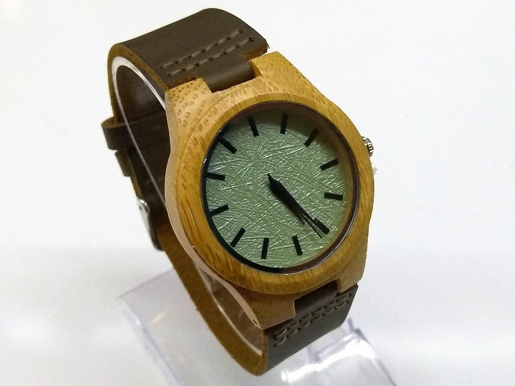 Zegarek drewniany Curren F10