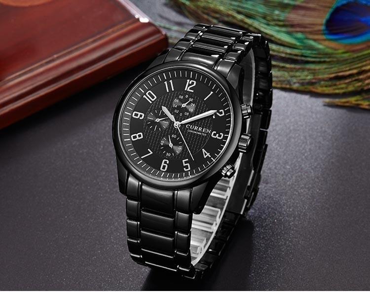zegarek męski Curren 8046