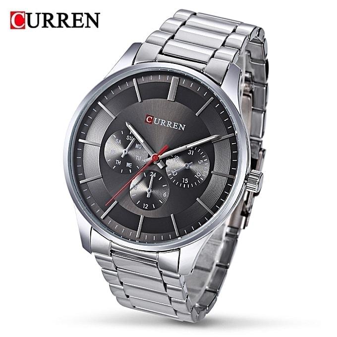Zegarek męski biznesowy Curren 8282
