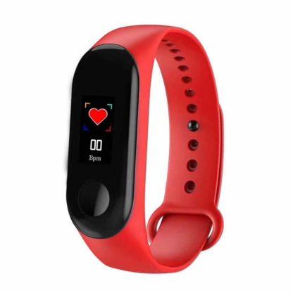 SmartBand Smartwatch Opaska Sportowa Fitness M3