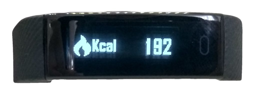 ekran lcd smart band