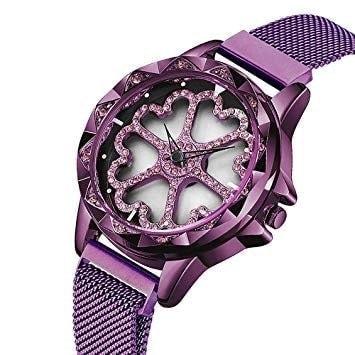 zegarek-damski-obrotowa-tarcza-fioletowy