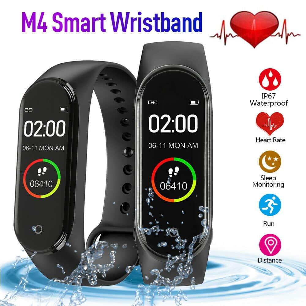 m4 smartband