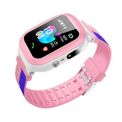 Zegarek z GPS Smartwatch dla Dzieci F18 Wodoodporny IP67 WIFI